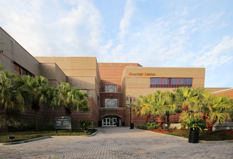 Studente Union all'università di Florida centrale immagini stock libere da diritti