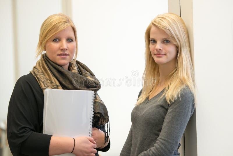 Studenten stockfoto
