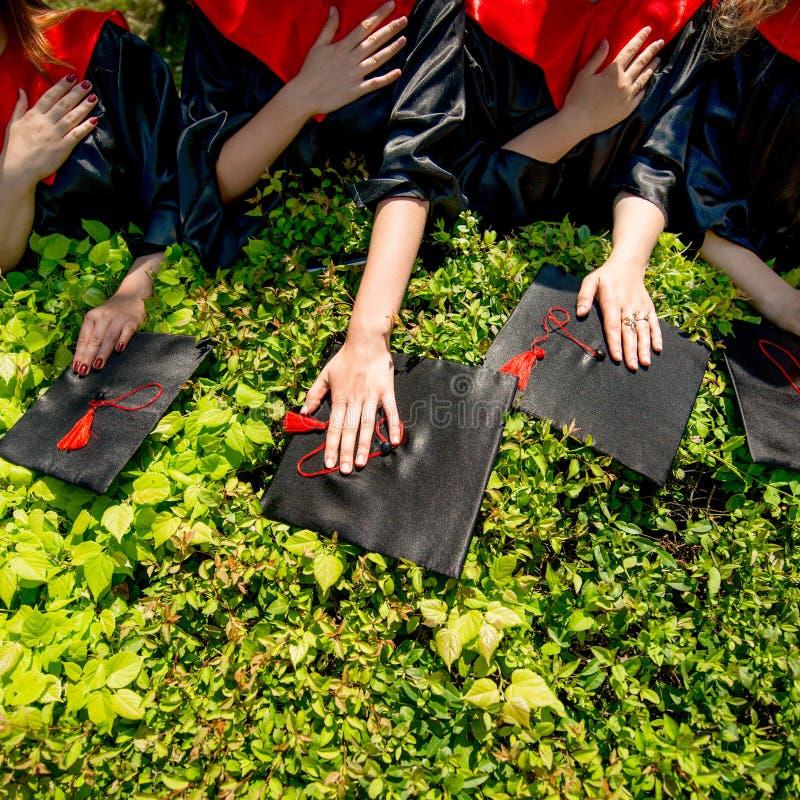 Studenteneid stockbild
