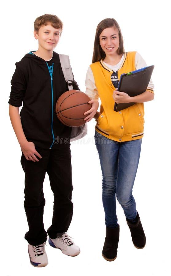 Studenti immagine stock