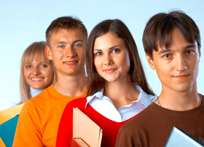 Download Students stock photo. Image of education, group, college - 11690378