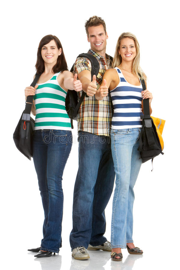 Download Students stock image. Image of student, study, friend - 9794531