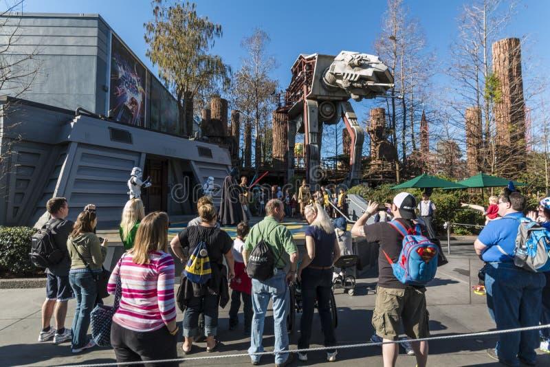 Studi di Hollywood - Walt Disney World - Orlando/FL immagini stock