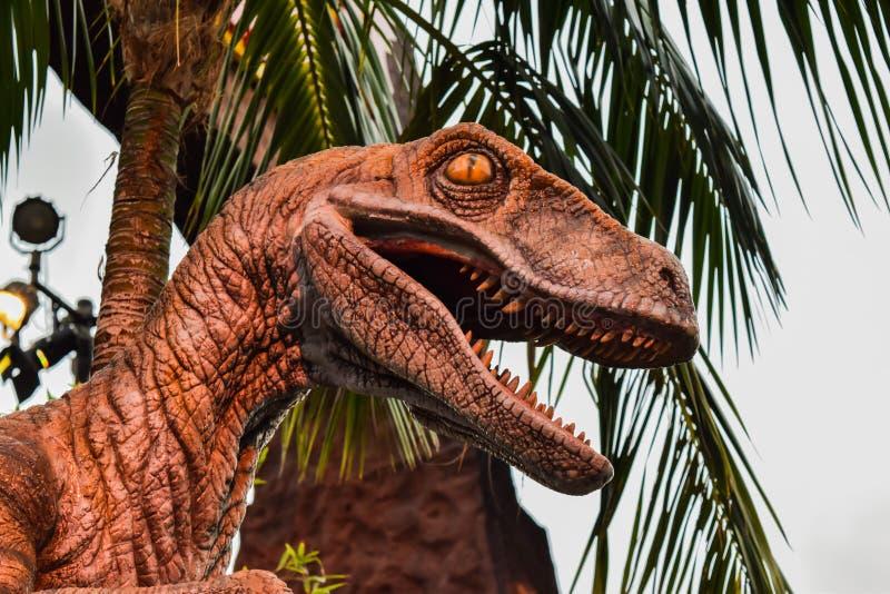 Studi universali di Jurassic Park fotografia stock libera da diritti