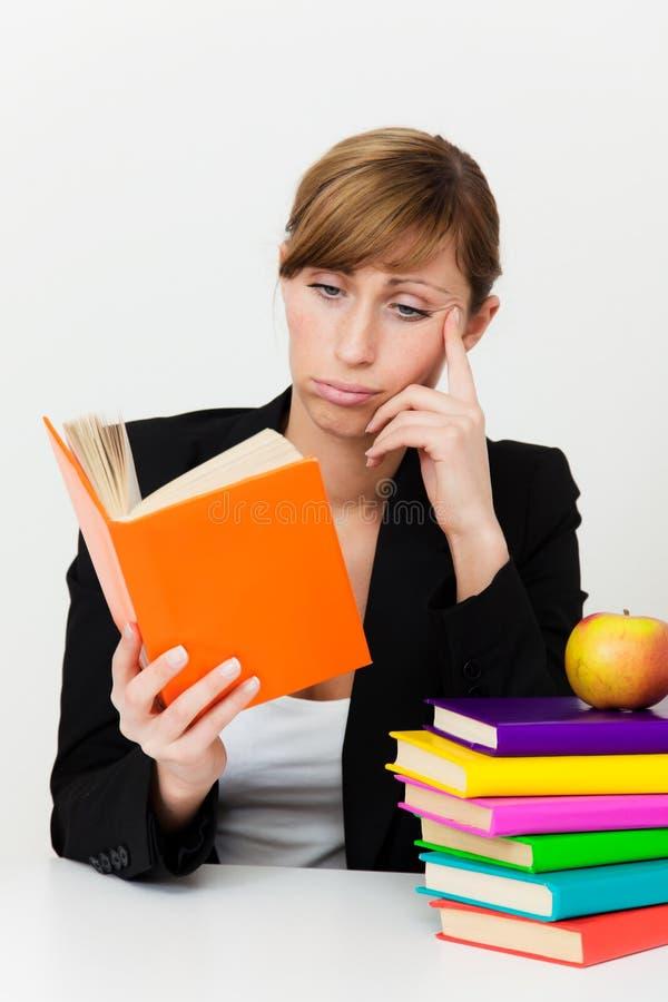 Studiengeschäft lizenzfreies stockbild