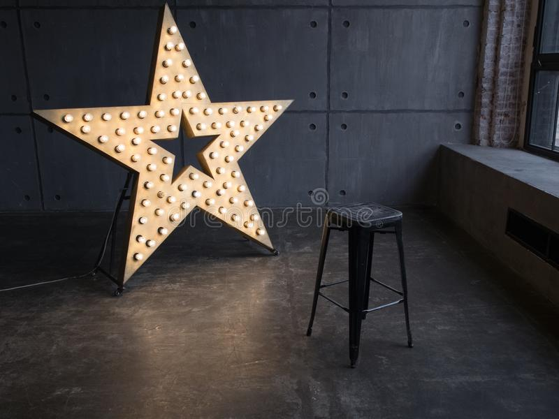studio obraz royalty free
