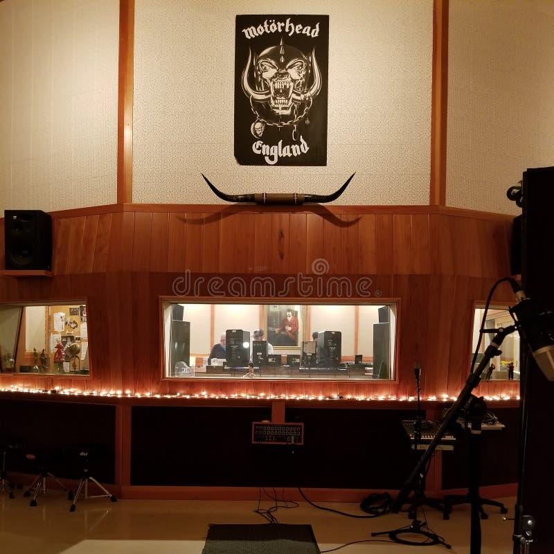 Studio 666 royalty-vrije stock fotografie