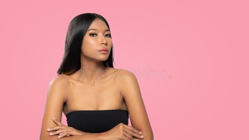 Studio beauty women stock photography