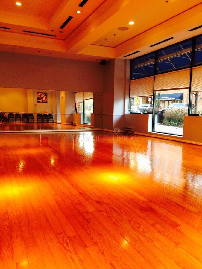 Studio de danse photos stock
