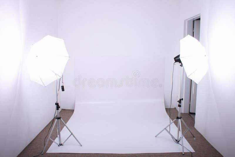 Studio de photo image stock