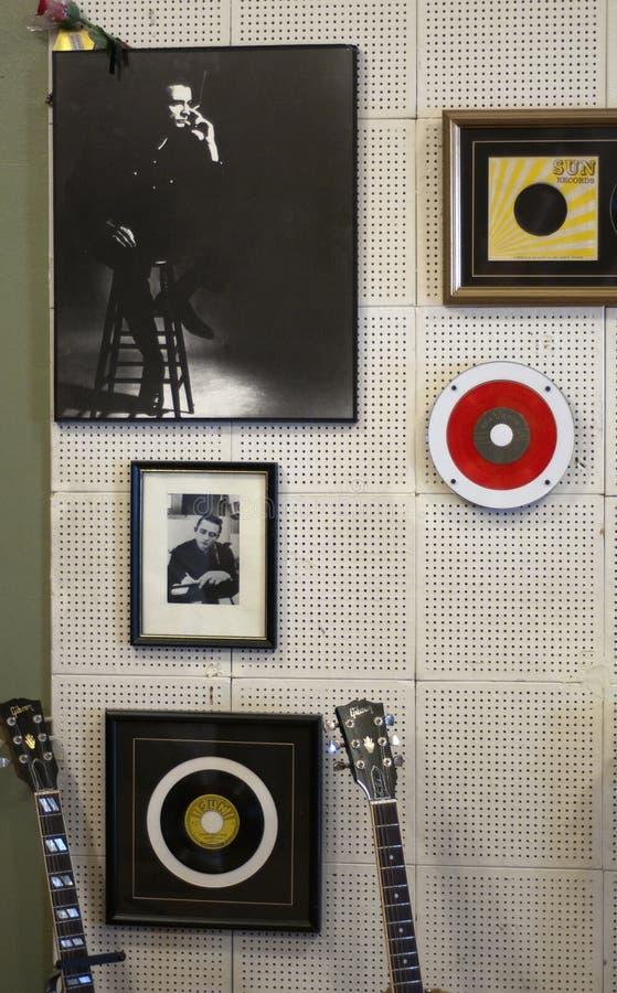 Studio de Sun photo stock