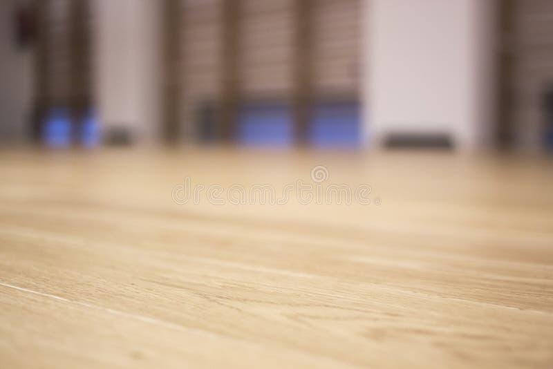Studio dei pilates di ballo di yoga fotografia stock libera da diritti