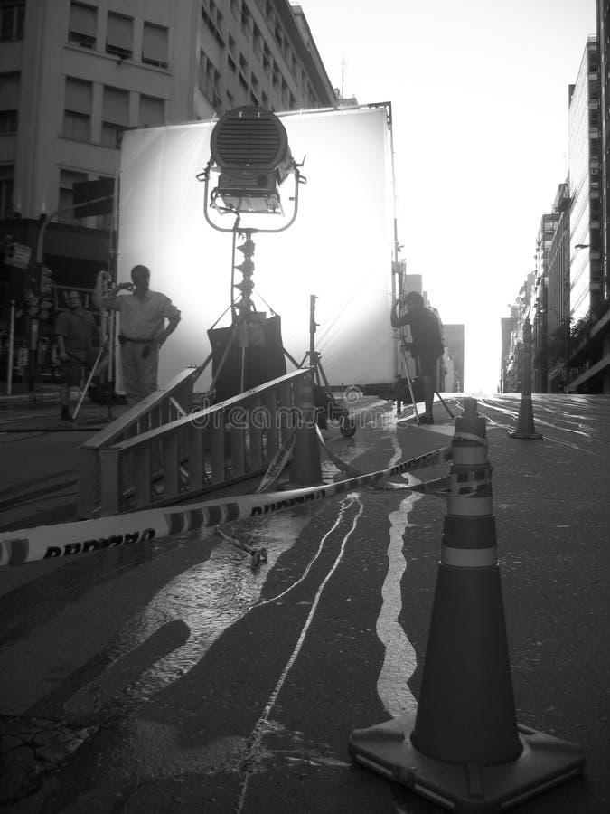 Studio di Comercial fotografie stock