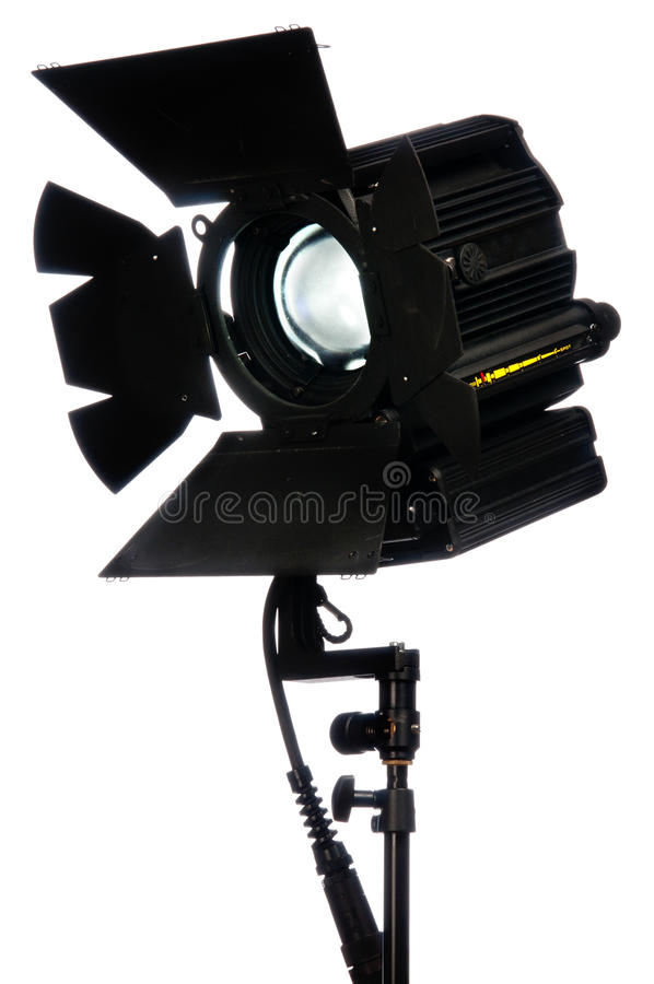 Download Studio equipment. stock image. Image of barn, reflector - 25703035