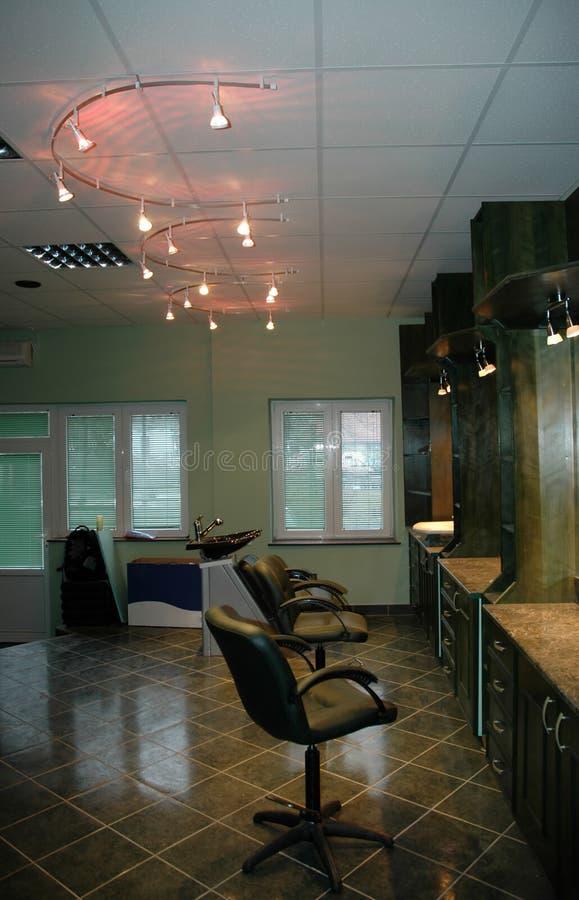 studio för frisör s fotografering för bildbyråer