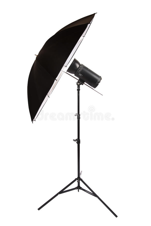 Free Studio Flash Royalty Free Stock Photography - 15953367