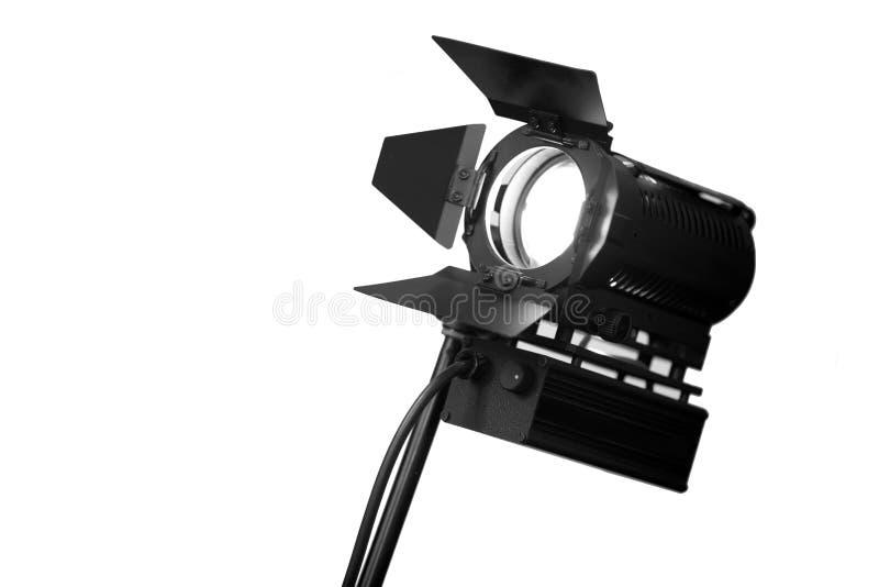Studio lamp royalty free stock photos