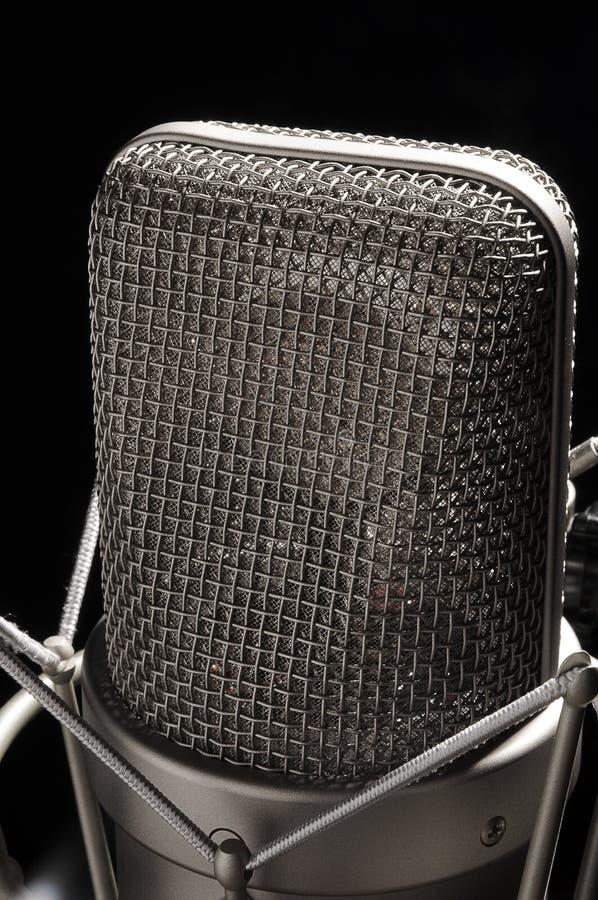 Studio mic fotografie stock libere da diritti