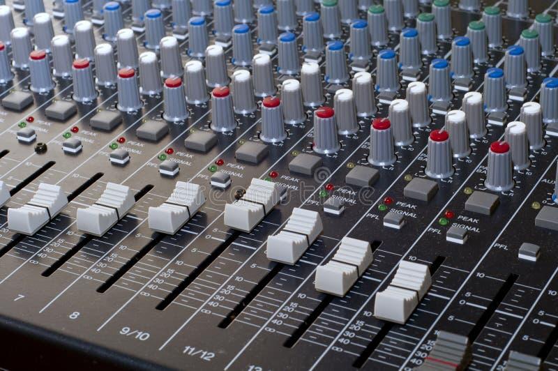 Download Studio Mixer Royalty Free Stock Images - Image: 19893959