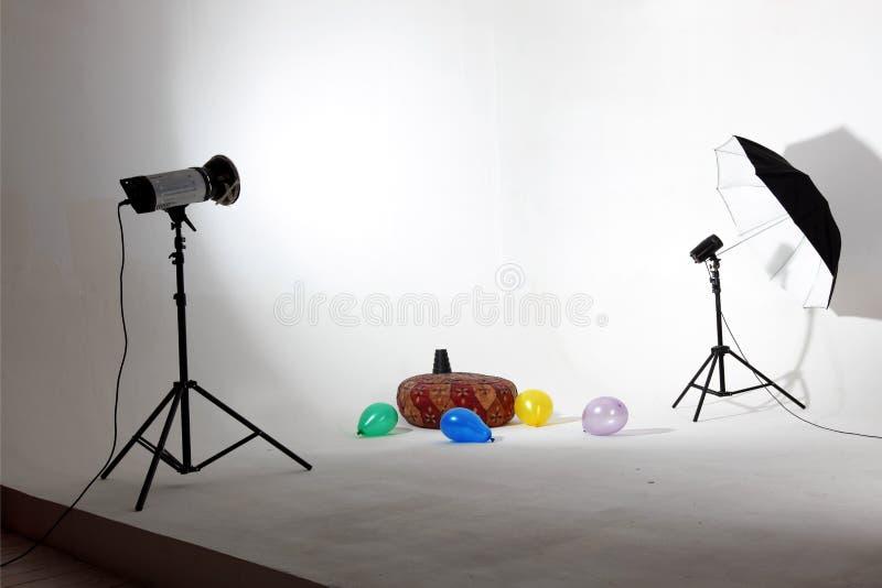 Studio moderne de photo photo libre de droits