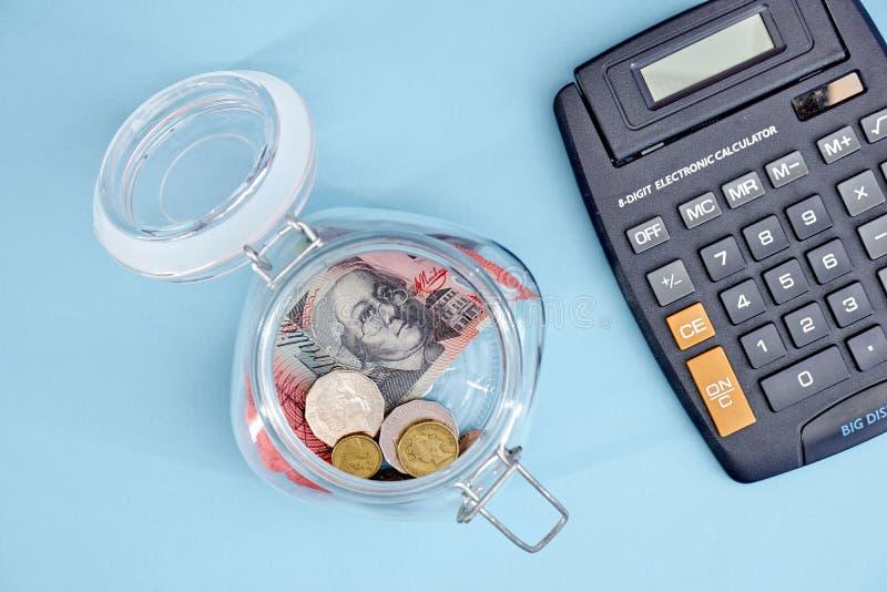 Money Jar Stock Image Image Of Fund Money Ideas Objects 113119517