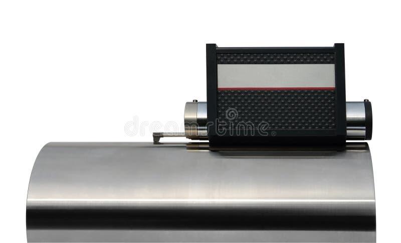 Surface Measuring Tool Royalty Free Stock Image