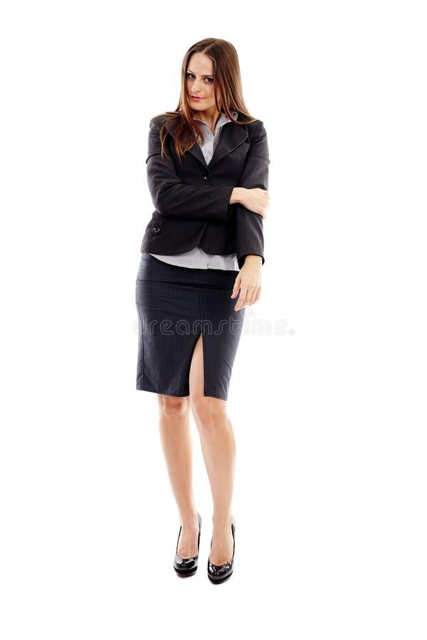 Download Studio Portrait Of Attractive Businesswoman Stock Images - Image: 37276074