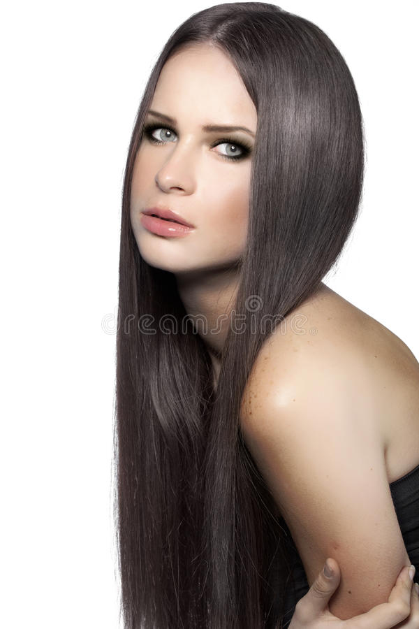 Download Strong healthy hair stock image. Image of hairstyle, luxuriant - 29812419