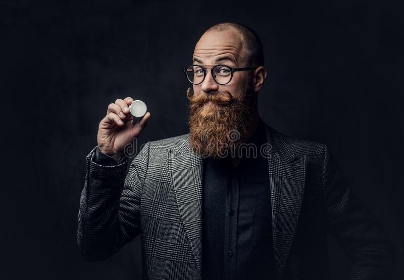 A man dressed in a suit. stock photos