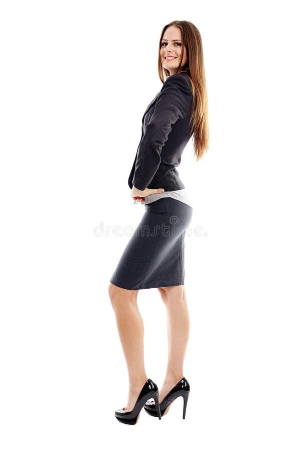 Download Studio Portrait Of Successful Businesswoman Stock Image - Image: 37272239