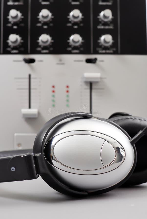 Studio Recording royalty free stock photos