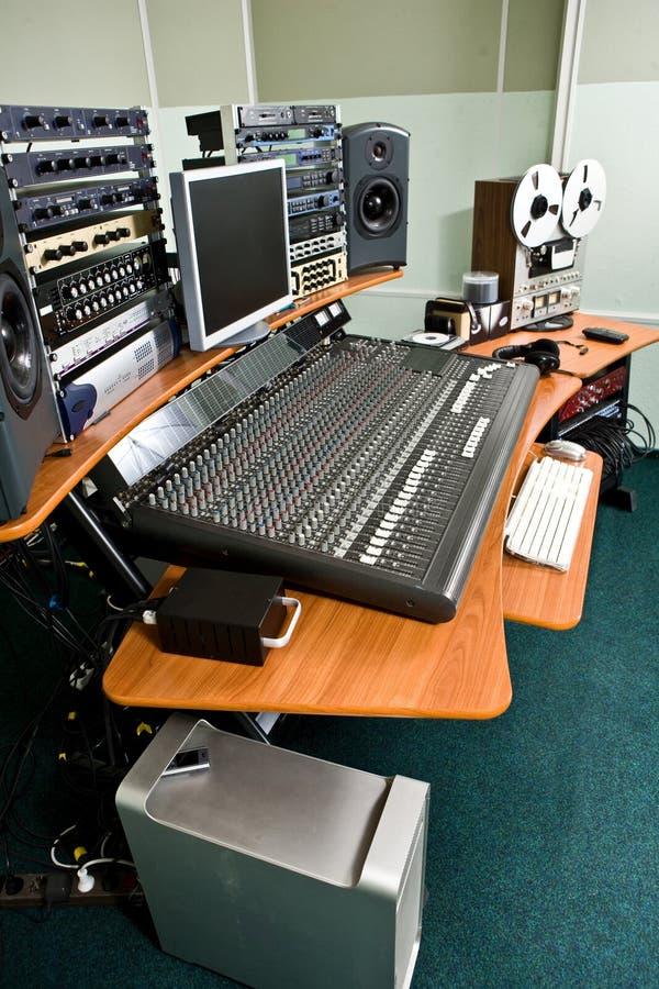Download Studio Recording Equipment Stock Photos - Image: 12258413