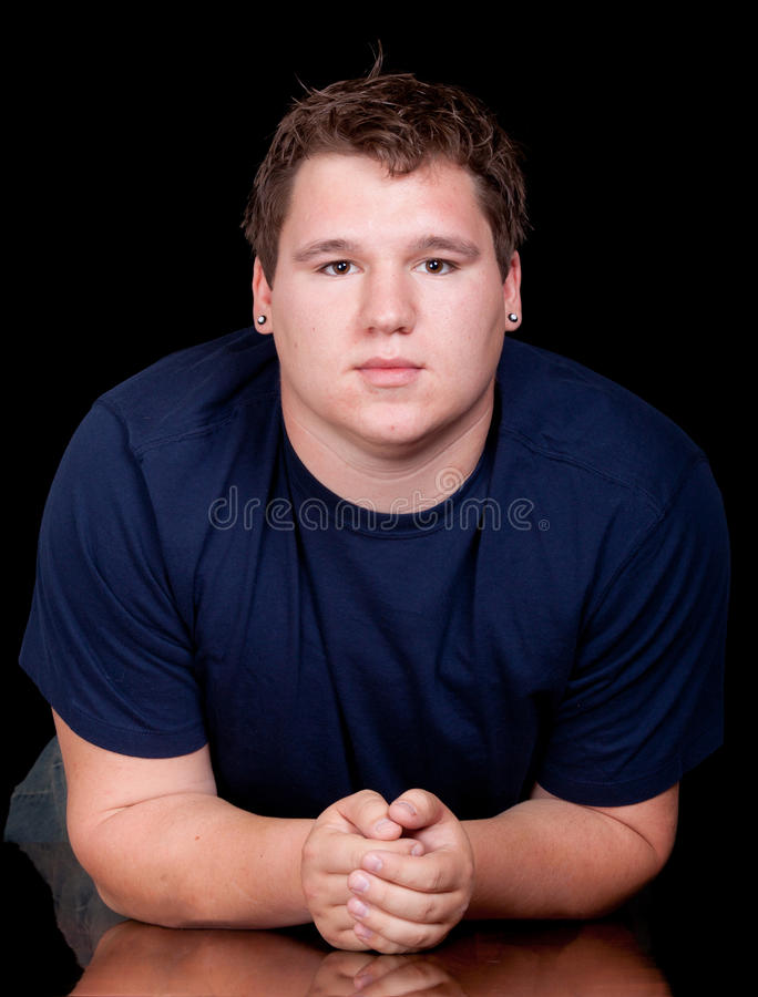 Free Studio Shoot Of A Young Man Royalty Free Stock Images - 19725459