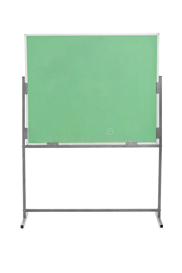 Download Studio Shot Of Empty School Board Stock Image - Image: 23116655