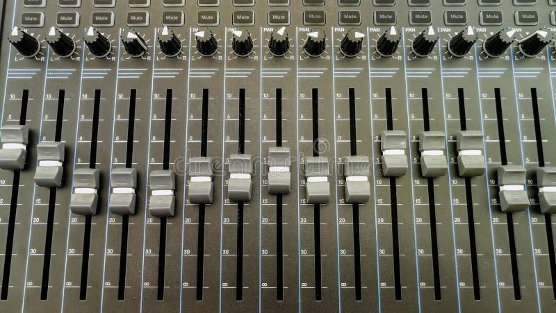 Studio - Werkplaats, Audiomateriaal, Radio, Aanstekend Materiaal, royalty-vrije stock afbeeldingen