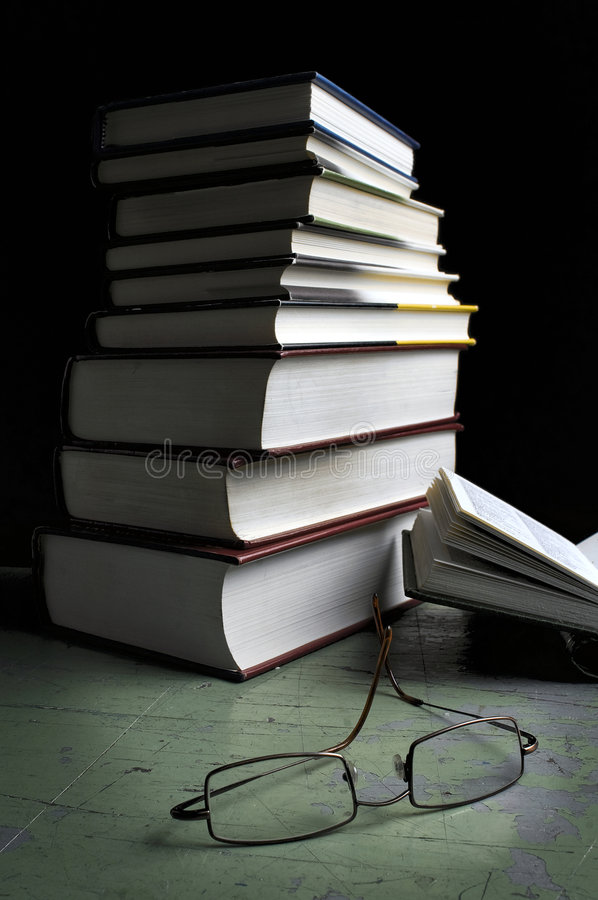 Download Study books stock photo. Image of table, paper, work, smart - 4052076