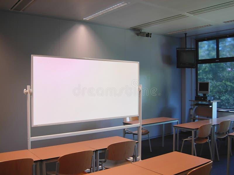 Study class-room stock photo