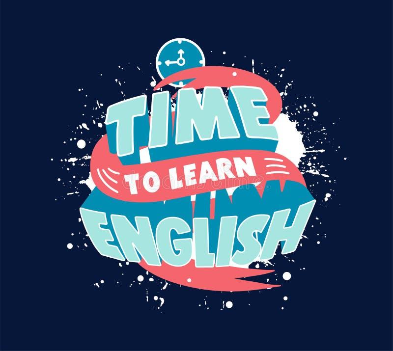 English Course Banner Stock Illustrations 2,376 English