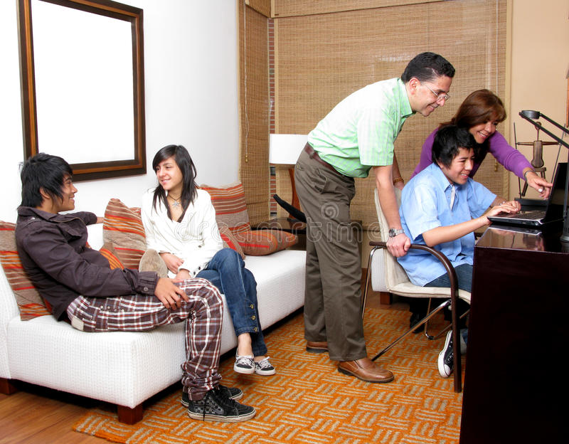 Download Study group stock photo. Image of female, kids, learn - 12878690