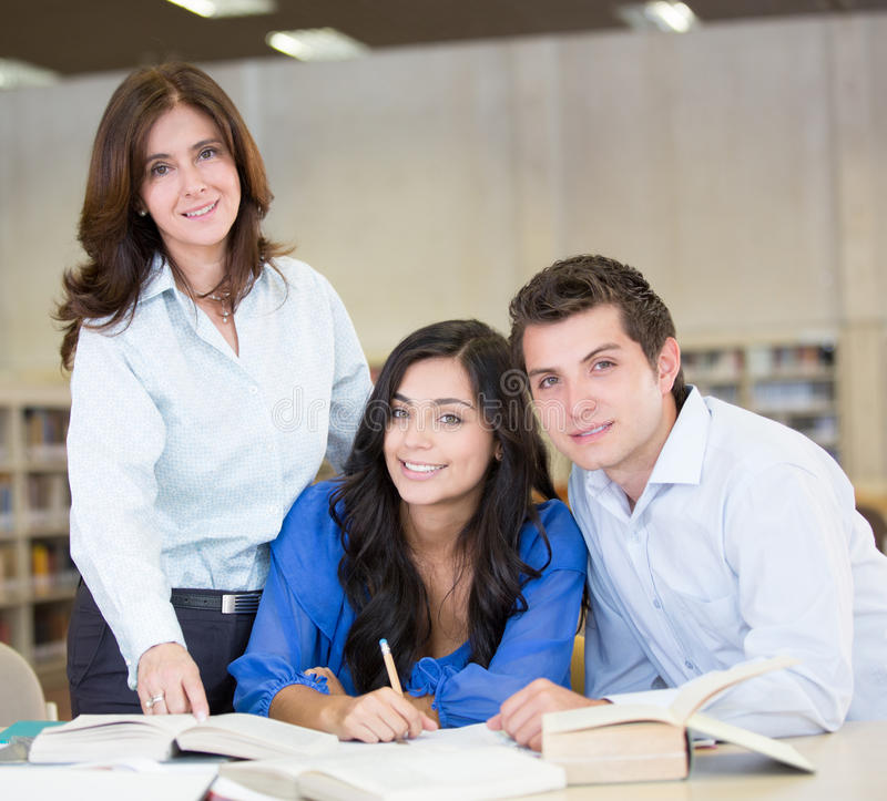 Download Study group stock image. Image of casual, person, female - 25449595