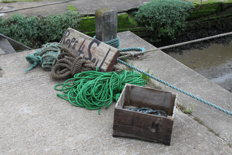 Download A study of old rope stock photo. Image of material, background - 73453138