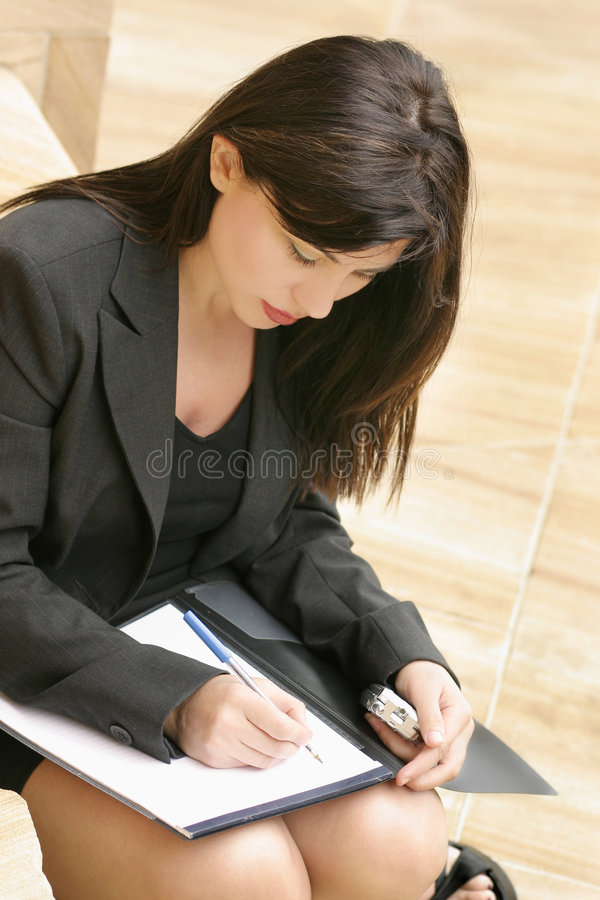 Study preparation stock images