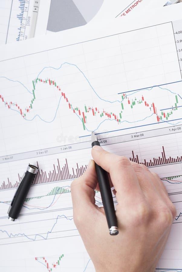 Download Studying statistics stock image. Image of graphs, display - 24015551