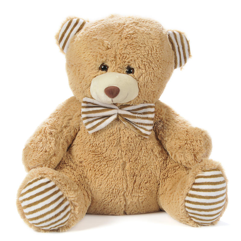 Stuffed Bear Royalty Free Stock Photography