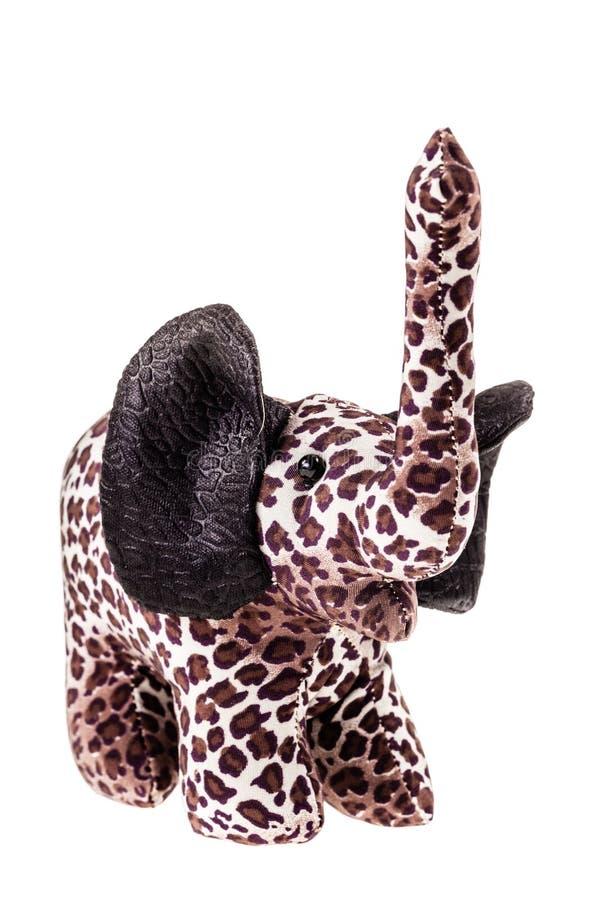 Stuffed elephant royalty free stock images