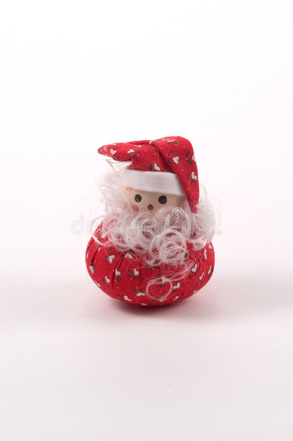 Download Stuffed Santa stock photo. Image of nick, tree, santa, claus - 23114
