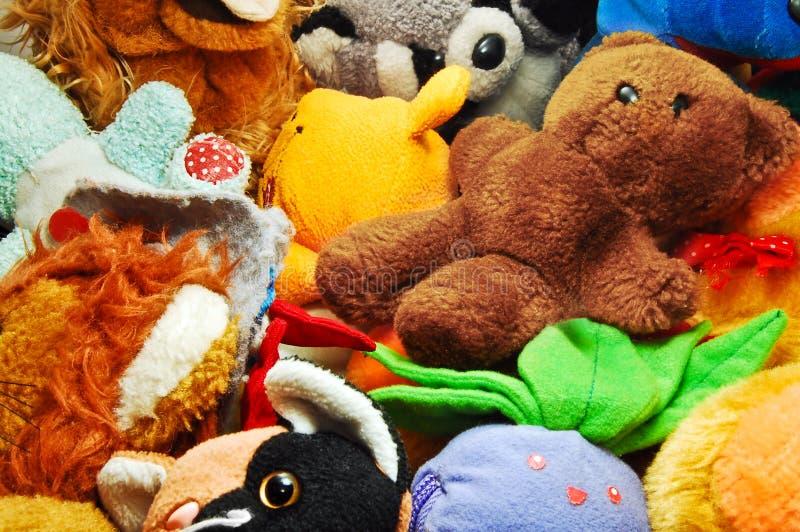 Download Stuffed toys stock photo. Image of fuzz, plush, doll - 14376100