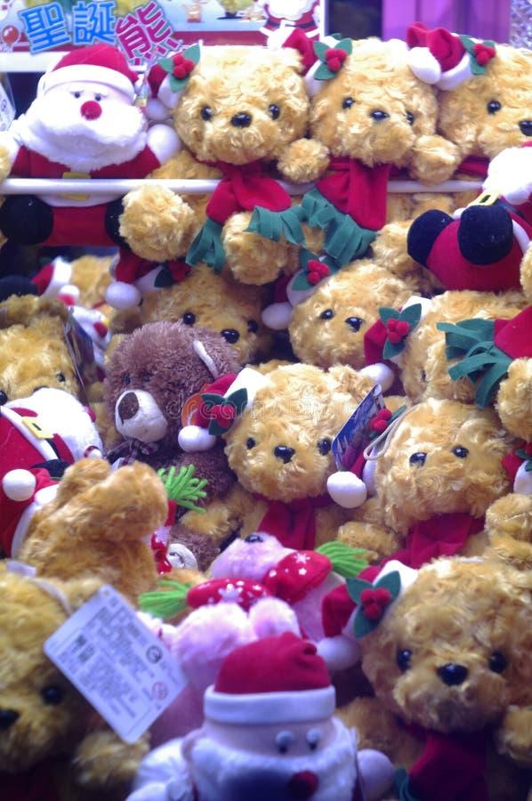 Stuffed Toys royalty free stock photo