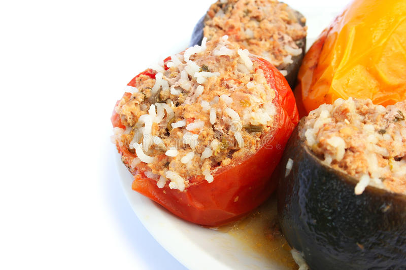 Download Stuffed Vegetables Stock Photography - Image: 18487972