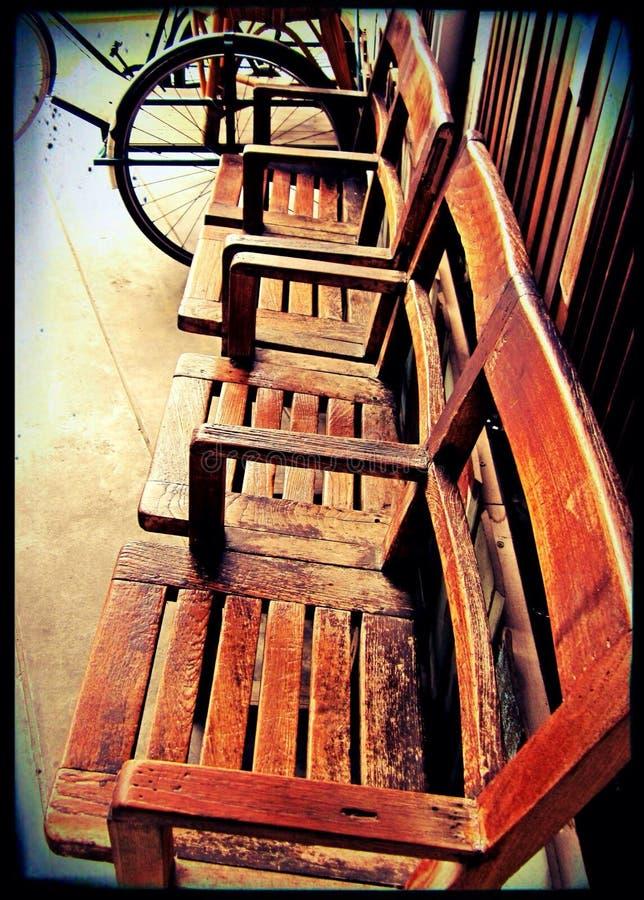 Stuhl stockfotografie